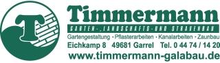 Timmermann Galabau Garrel Logo